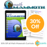 30% Off Math Mammoth Curriculum - Limited Time!