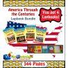 America Through the Centuries Lapbook Bundle Only $10.79! (Reg. $20!)