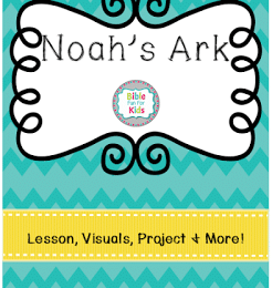 FREE Noah's Ark Lessons