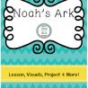 FREE Noah's Ark Lesson