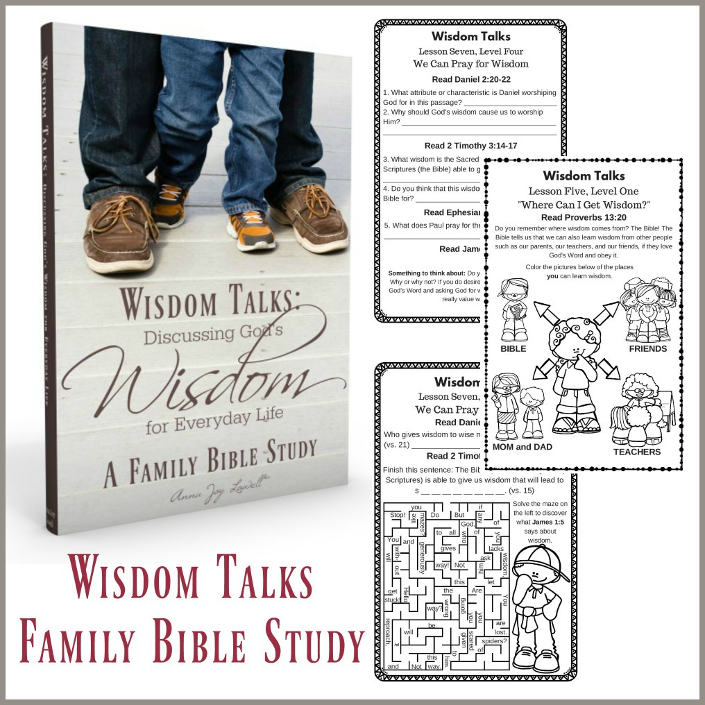 Free high school bible study lessons