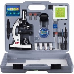 AmScope-Kids Beginner Microscope Kit Only $42.98! (Reg. $100!)