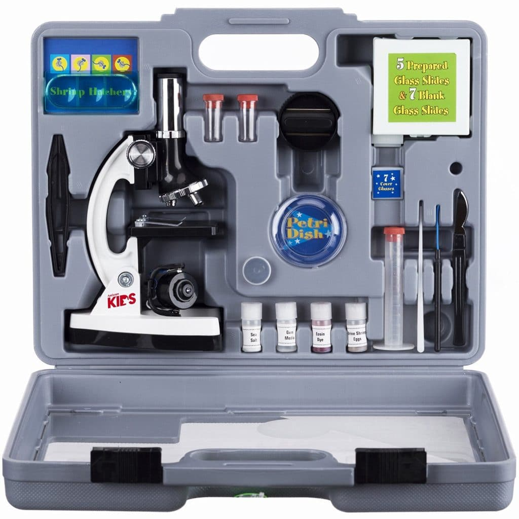 AMSCOPE-Kids Beginner Microscope Kit Only $39.98! (Reg. $100!)