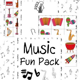 FREE Music Lessons Fun Pack