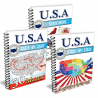 U.S.A. Activity Bundle Only $12!