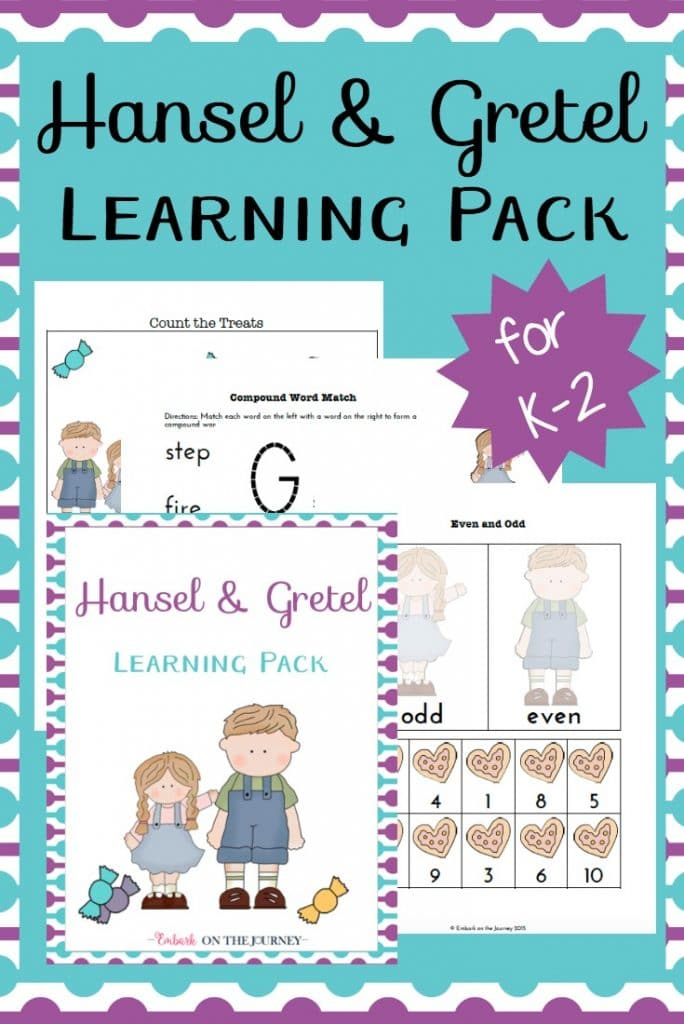 Free Hansel And Gretel Printables Free Homeschool Deals