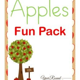 FREE Fall Apple Pack