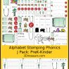 FREE Letter J Phonics Pack