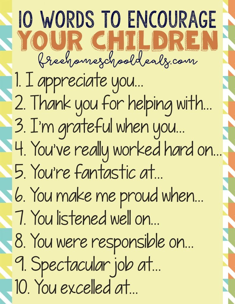 10-ways-to-encourage-your-children