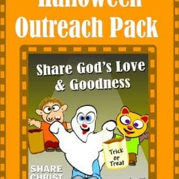 Free Halloween Christian Outreach Pack (34 Pages!)