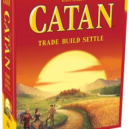 Catan Board Game Only $31.94! (35% Off!)