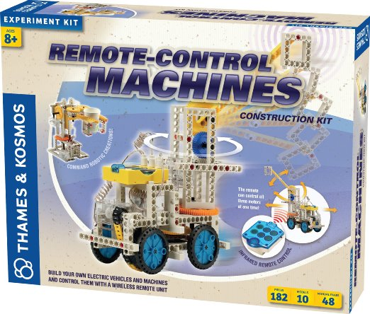 Thames & Kosmos Remote Control Machines Set Only $55! (Reg. $85!)