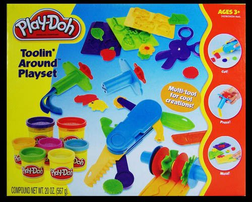 Play-Doh Toolin Around Set Only $24! (Reg. $40!)