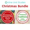 Christmas Online Unit Studies Bundle Only $15! (50% Off!)