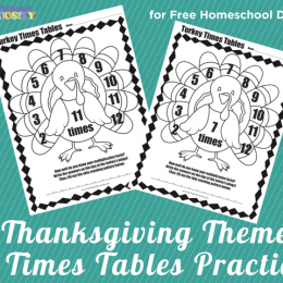 FREE THANKSGIVING MATH PACK (Instant Download)
