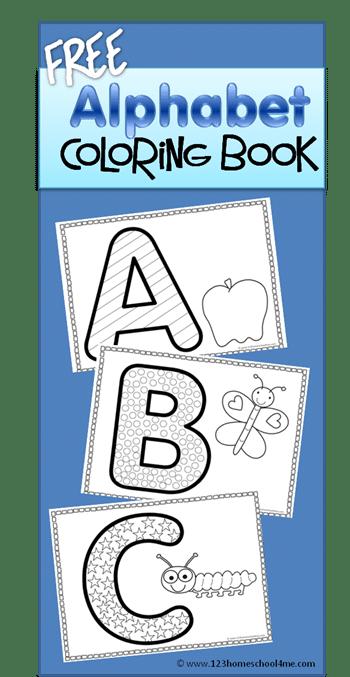 Free Alphabet Printables Pack Free Homeschool Deals