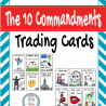 FREE 10 Commandments Trading Cards