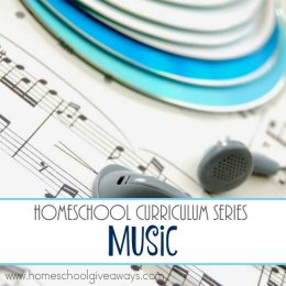 FREE Homeschool Series: Music