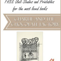 Free Charlie & the Chocolate Factory Unit Study Resources