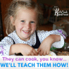 Kids in the Kitchen eCourse Cyber Monday Sale!