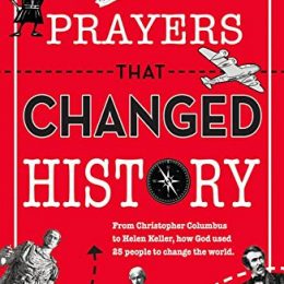 Prayers That Changed History eBook Only $1.99! (85% Off!)