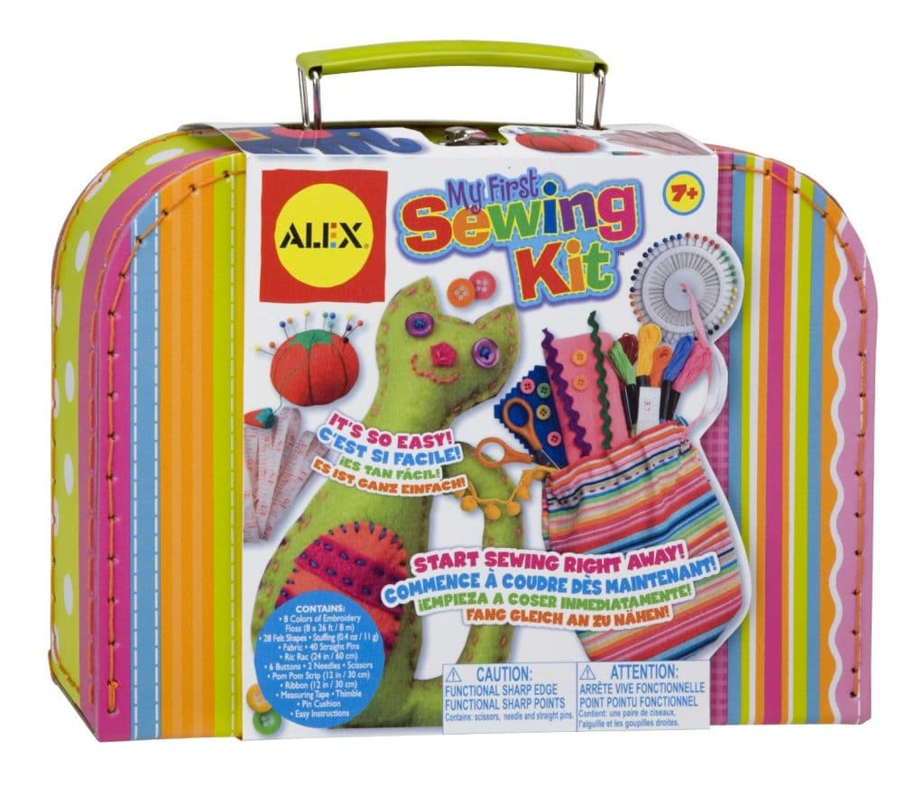 ALEX Toys My First Sewing Kit Only $12.50 - Today Only!