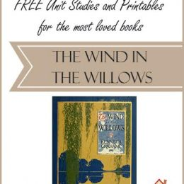 Free Wind in the Willows Unit Study Resources