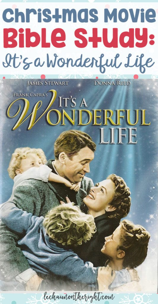 Free Christmas Movie Bible Study: It's a Wonderful Life