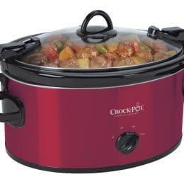 Crock-Pot Cook' N Carry 6-Quart Slow Cooker Only $27.99! (Reg. $40)