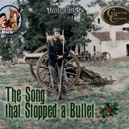 Free Audio Story: The Song That Stopped a Bullet