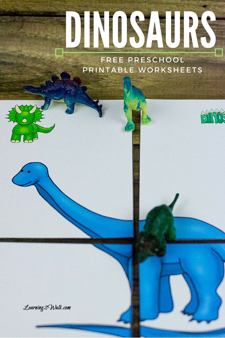free dinosaur worksheets for preschoolers free homeschool deals. Black Bedroom Furniture Sets. Home Design Ideas