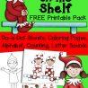 Free Elf on the Shelf Printable Pack