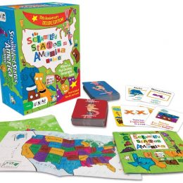 The Scrambled States of America Game Only $8.87! (Reg. $15!)