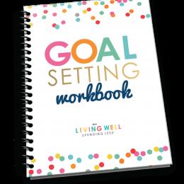 Free Goal Setting Workbook
