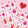 Free Valentine's Day Coupon Printables