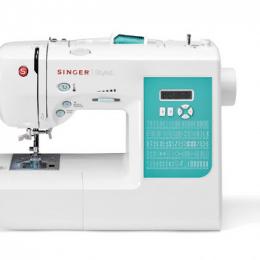 Singer 100-Stitch Computerized Sewing Machine w/ DVD Only $136! (Reg. $300!)