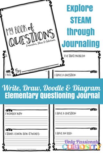 Free Stem Journal for Kids