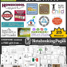 HUGE Homeschool Giveaway: 25 Notebooking Pages Lifetime Memberships - TODAY ONLY!