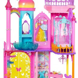 Barbie Rainbow Cove Princess Castle Only $34.98! (Reg. $100!)