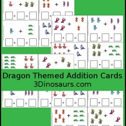 Free Dragon Addition Cards