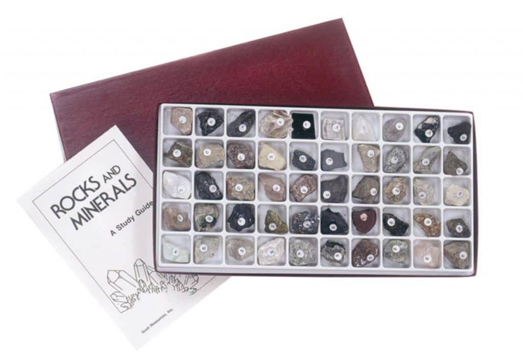 American Educational Rocks and Minerals Collection Only $33.89! (29% Off!)