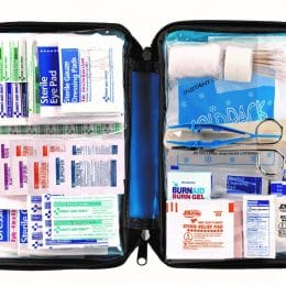 All-Purpose 299 Piece First Aid Kit Only $11.59! (Reg. $26.74)