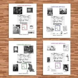 Life of Fred Language Arts Book Set Only $65.69 – Ending Soon! (Reg. $76!)