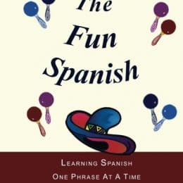 The Fun Spanish Level 1 Book Only $5.77! (Reg. $20!)