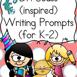 Free Dr. Seuss Inspired Writing Prompts