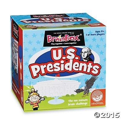 BrainBox: U.S. Presidents