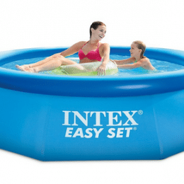 Intex 8 Ft. x 30 In. Easy Set Pool w/ Filter Pump Only $49.72! (Reg. $100!)