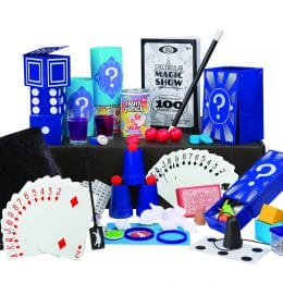 Spectacular 100 Trick Magic Show Kit Only $22.54! (30% Off!)