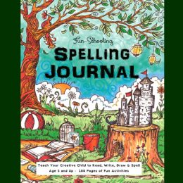 Fun-Schooling Spelling Journal Only $17.88! (50% Off!)