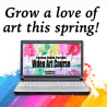 25% Off Spring & Easter Chalk Pastel Art Products